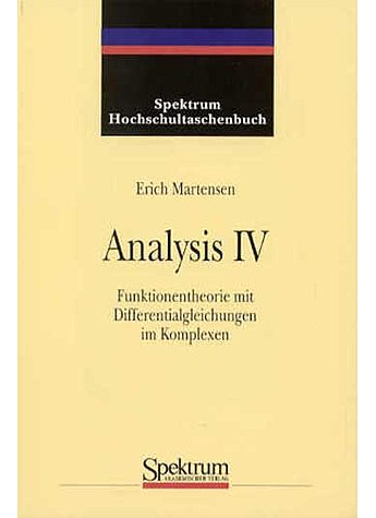 MARTENSEN, ANALYSIS IV