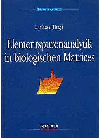 MATTER, ELEMENTSPURENANALYTIK