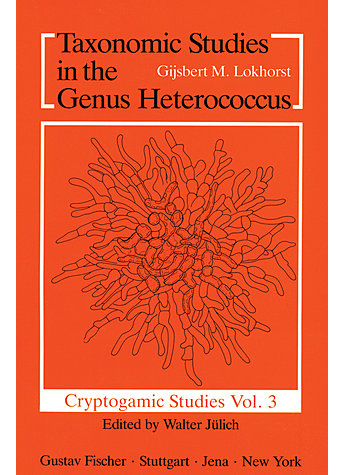 LOKHORST, TAXONOMIC STUDIES IN THE GENUS HETEROCOCCUS