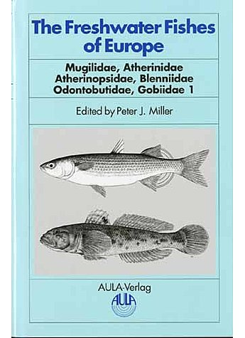 MILLER: FRESHWATER FISHES (M) OF EUROPE GOBIIDAE I (M)