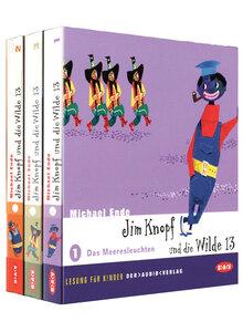 jim knopf und die wilde 13 - sprachen / literatur cd/dvd - humanitas buchversand gmbh