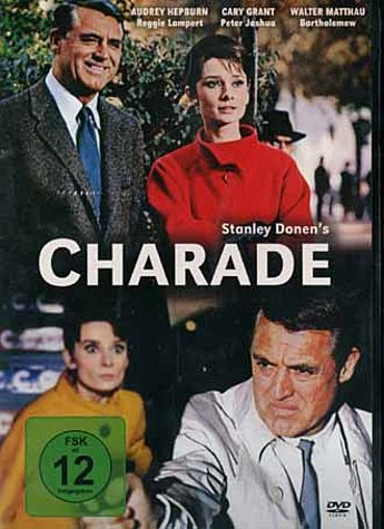 CHARADE (DVD-VIDEO)