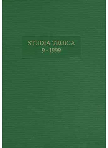 BAND 9: STUDIA TROICA 1999
