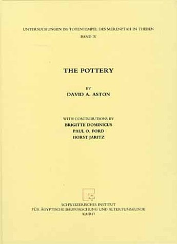 BAND IV: THE POTTERY - DAVID A. ASTON