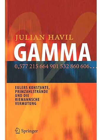 GAMMA- JULIAN HAVIL