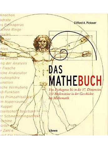 DAS MATHEBUCH - CLIFFORD A. PICKOVER