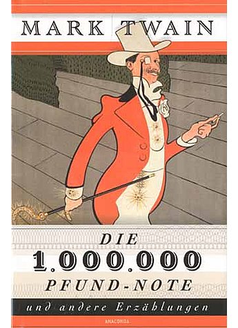 1000000 PFUND NOTE - MARK TWAIN