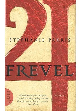 FREVEL  (M) - STEPHANIE PARRIS