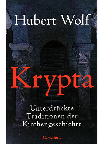 KRYPTA - HUBERT WOLF
