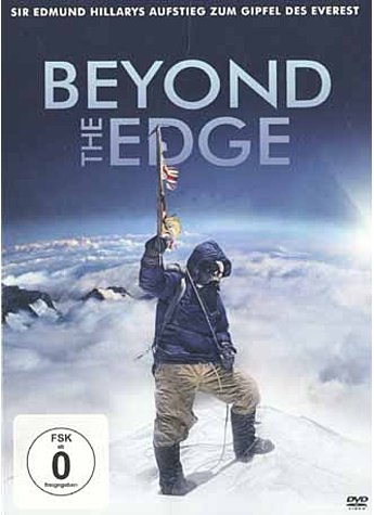 DVD - BEYOND THE EDGE