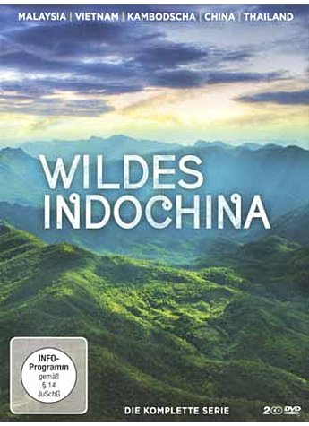 DVD - WILDES INDOCHINA -