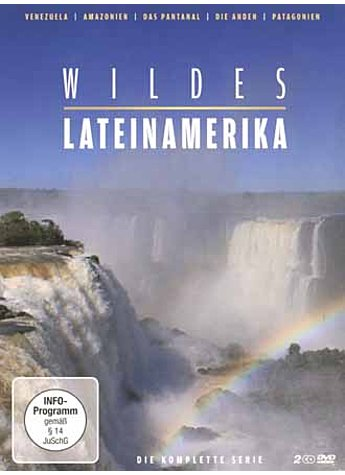 DVD - WILDES LATEINAMERIKA -