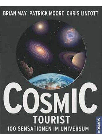 COSMIC TOURIST - MAY/MOORE/LINTOTT
