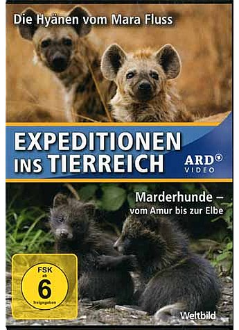 DVD-VIDEO DIE HYÄNEN / MARDERHUNDE