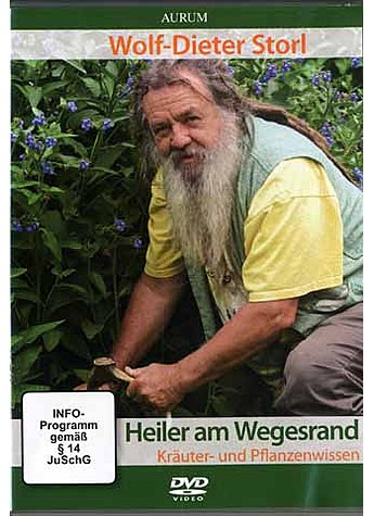 DVD-VIDEO: HEILER AM WEGESRAND - WOLF-DIETER STORL