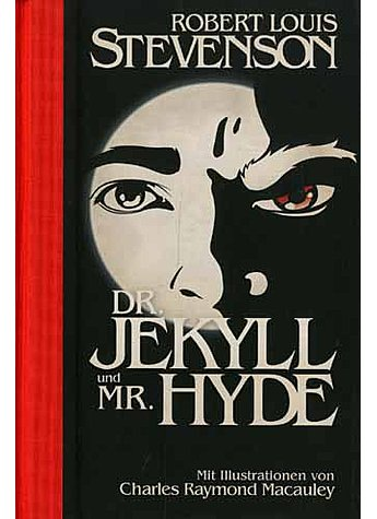 DR. JEKYLL UND MR. HYDE - ROBERT LOUIS STEVENSON