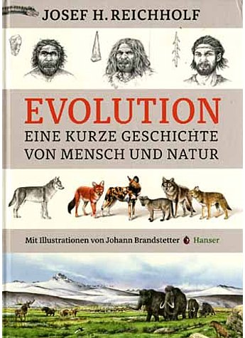 EVOLUTION - JOSEF REICHHOLF