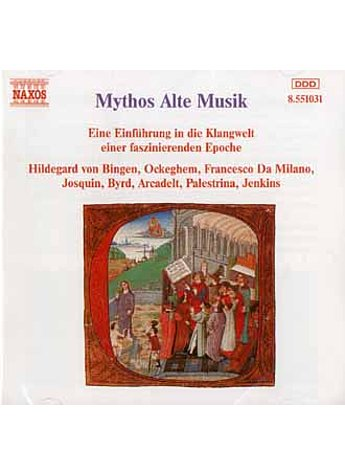 CD-AUDIO: MYTHOS ALTE MUSIK