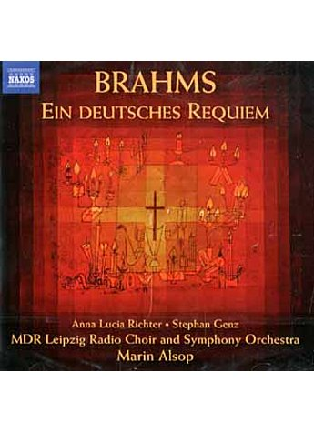 CD-AUDIO EIN DEUTSCHES REQUIEM