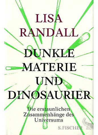 DUNKLE MATERIE UND DINOSAURIER - LISA RANDALL