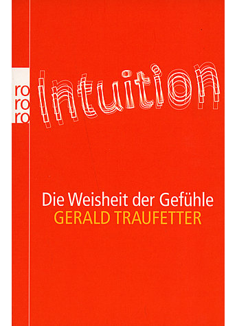 INTUITION - GERALD TRAUFETTER