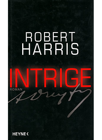 INTRIGE - ROBERT HARRIS