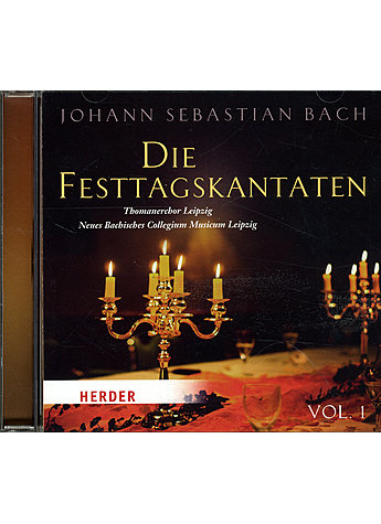 AUDIO-CD FESTTAGSKANTATEN