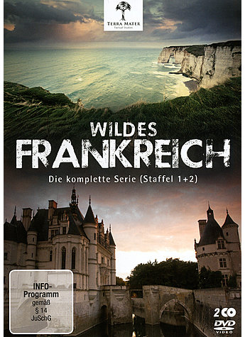DVD-VIDEO WILDES FRANKREICH