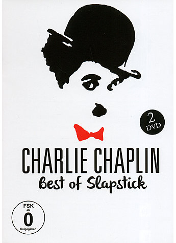 DVD CHARLIE CHAPLIN - BEST OF SLAPSTICK