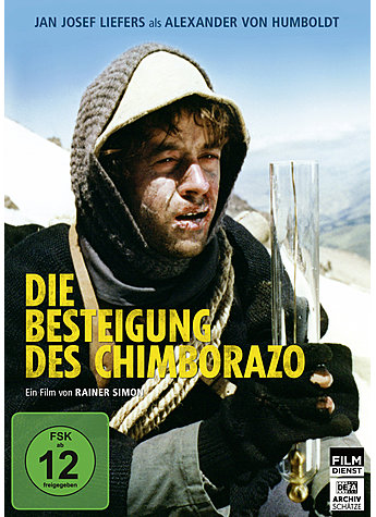 DIE BESTEIGUNG DES CHIMBORAZO (DVD-VIDEO)