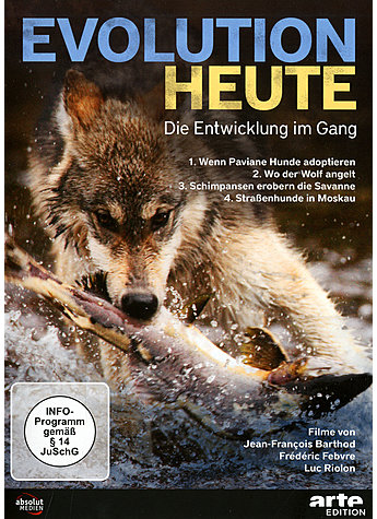 DVD EVOLUTION HEUTE -