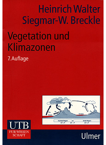 VEGETATION UND KLIMAZONEN - WALTER/BRECKLE