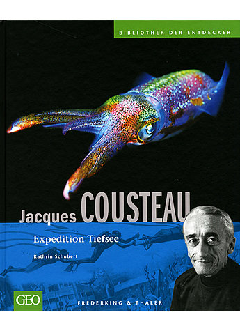 JACQUES COUSTEAU - KATHRIN SCHUBERT