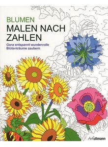 Blumen Malen Nach Zahlen