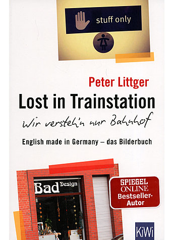 LOST IN TRAINSTATION - PETER LITTGER