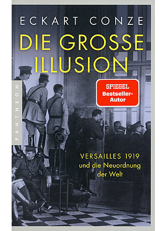 DIE GROSSE ILLUSION - ECKART CONZE