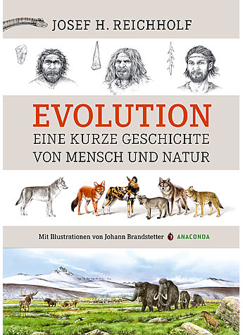 EVOLUTION - JOSEF H. REICHHOLF