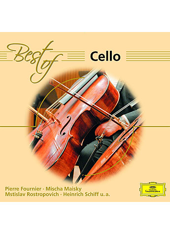 CD BEST OF CELLO