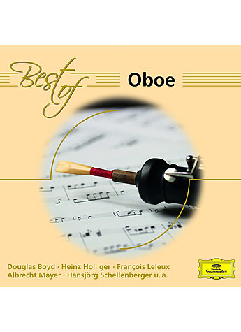 CD BEST OF OBOE