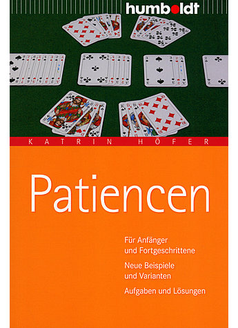 PATIENCEN - KATRIN HÖFER