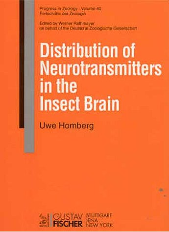 DISTRIBUTION OF NEUROTRANSMITTERS IN THE INSECT BRAIN