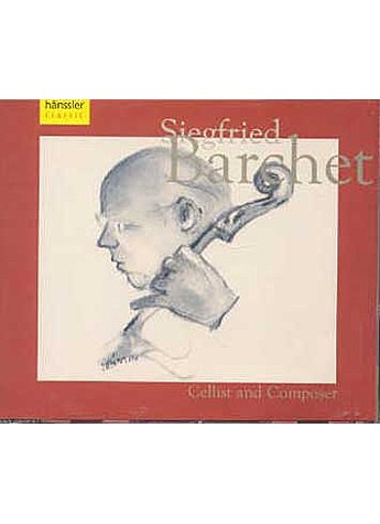 AUDIO-CD SIEGFRIED BARCHET