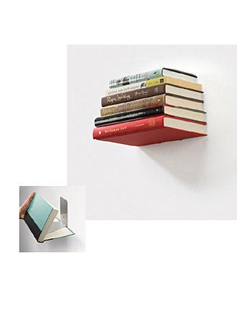 Unsichtbares Bücherregal »Schwebende Bücher«