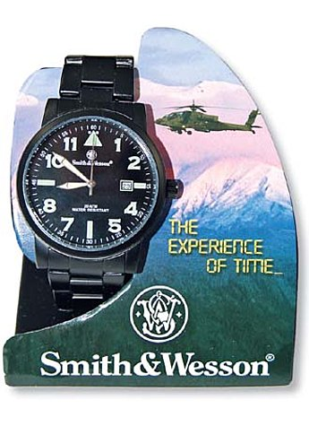 SMITH & WESSON OUTDOOR-UHR