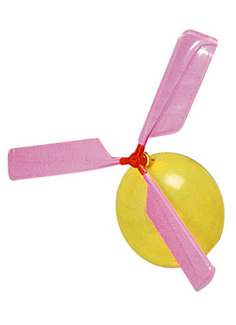 BALLON-HELIKOPTER