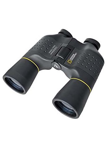 FERNGLAS 10 X 50 NATIONAL GEOGRAPHIC