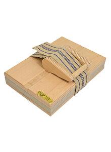 stabile blumen und pflanzenpresse aus buchenholz diverses garten haushalt garten. Black Bedroom Furniture Sets. Home Design Ideas
