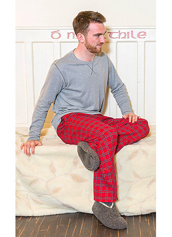 FLANELL LOUNGE PANTS GR.XL Bild 2