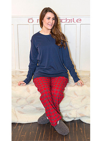 FLANELL LOUNGE PANTS GR.XL Bild 4