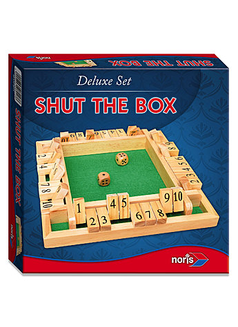DELUXE SHUT THE BOX Bild 2